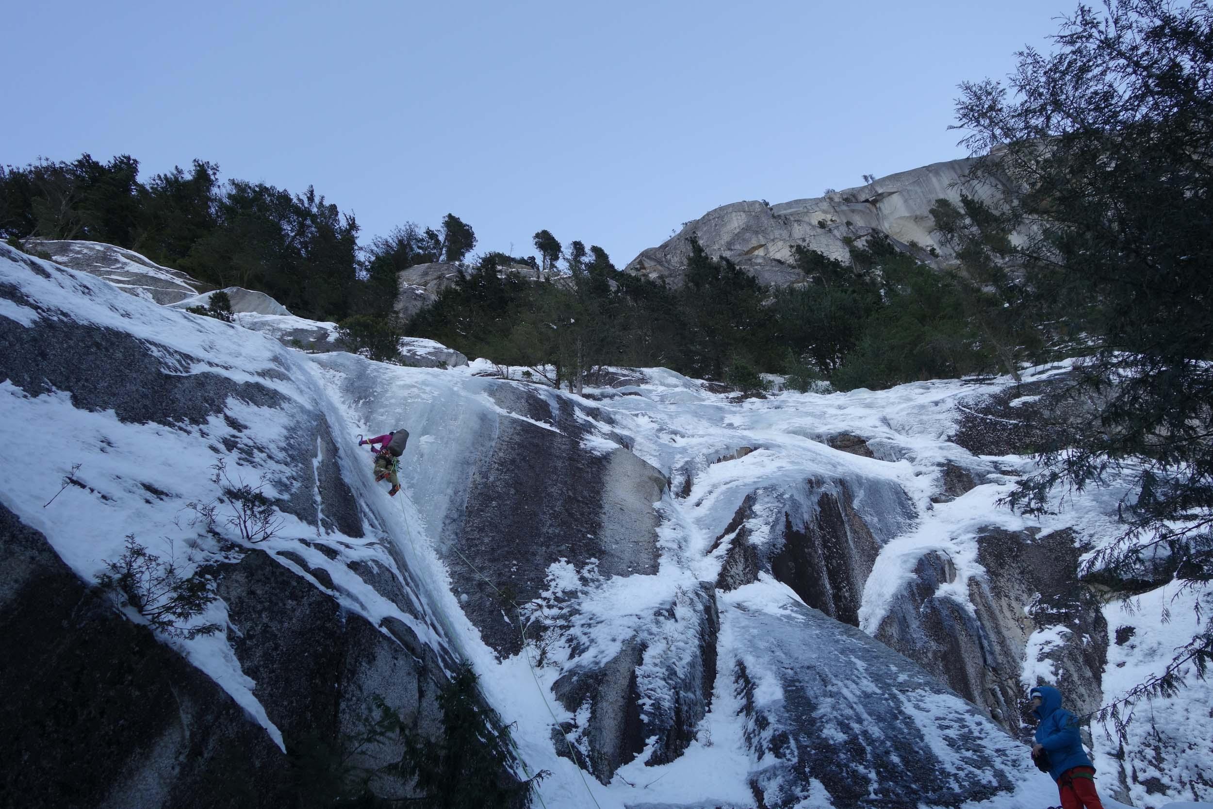 RAINFOREST ICE | Jason Kruk and Paul McSorley In Squamish