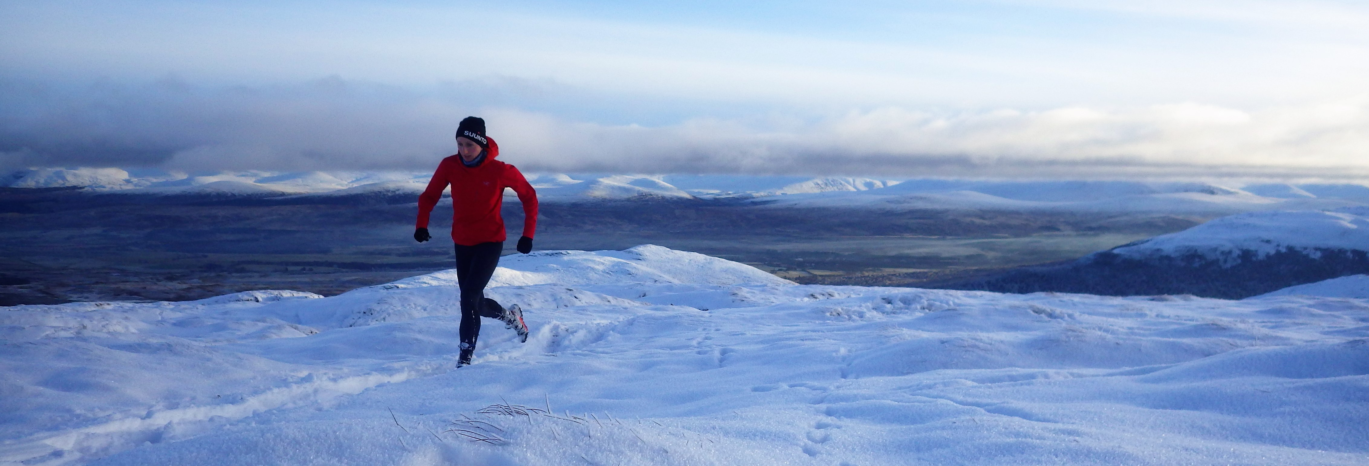 Tips For Winter Running In The Mountains The Bird Blog