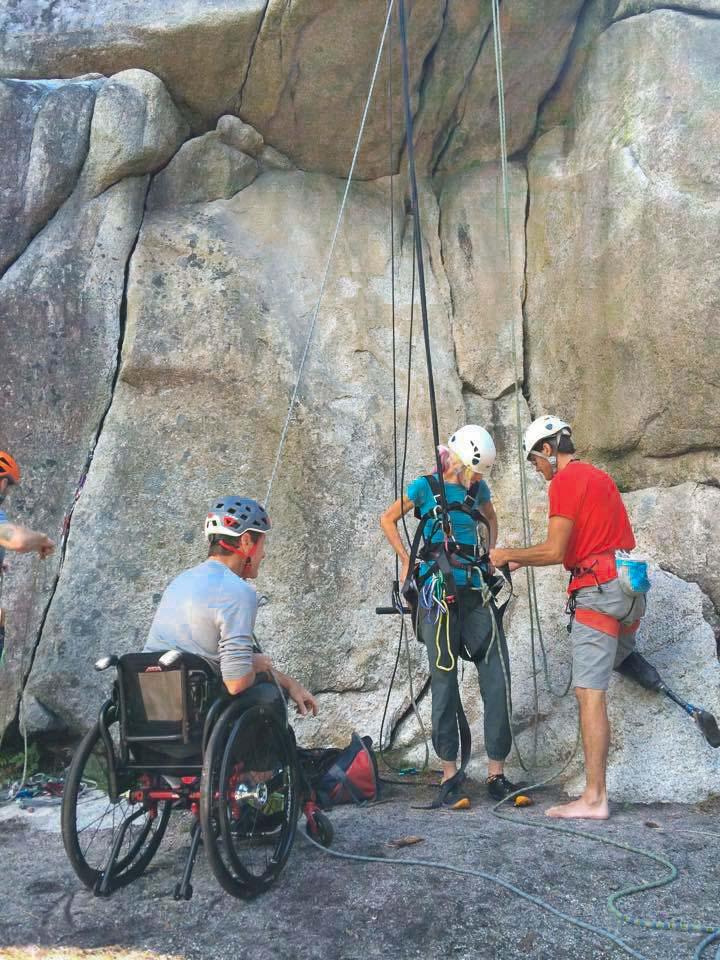 Retooled | Craig DeMartino On Climbing, No Matter What