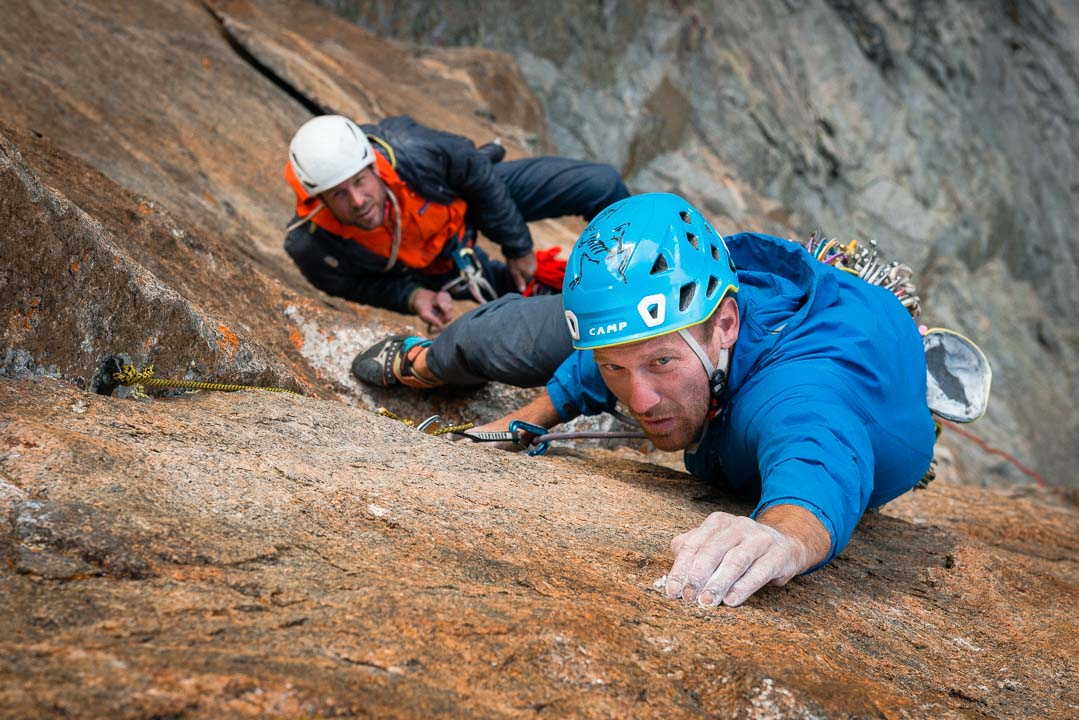 Committed To An Original Sin | Jesse Huey On Mount Hooker